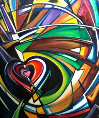 Love is Now by Wilani van Wyk-Smit